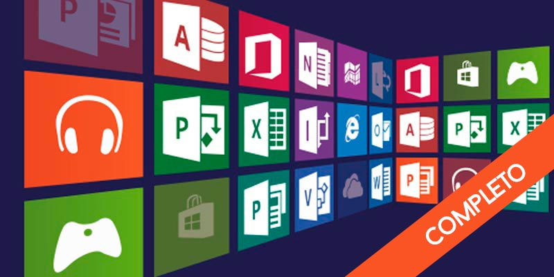 Windows 8 Completo