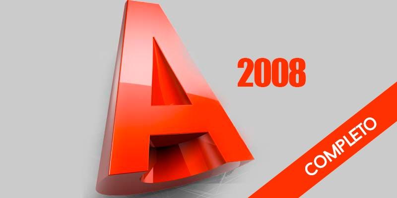 Autocad 2008 Completo