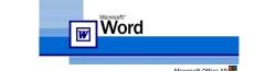 Microsoft Word XP (2002)