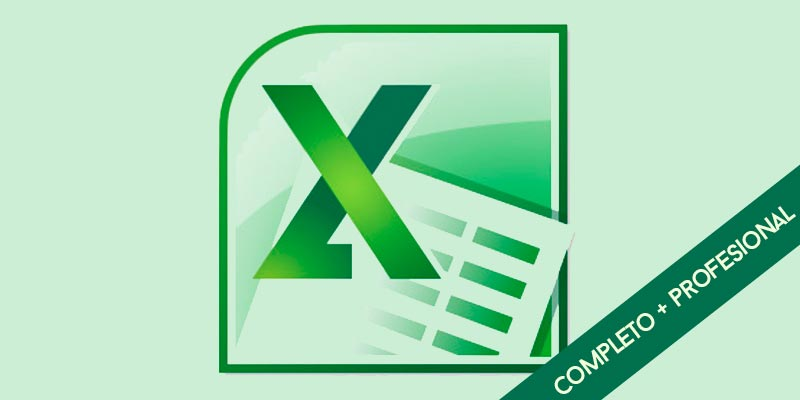 Microsoft Excel 2010 Completo + Profesional