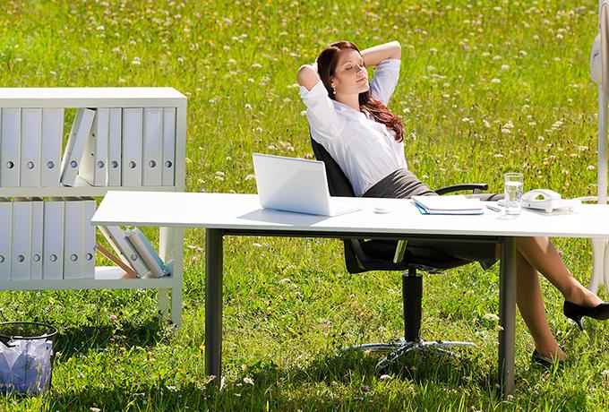 Salud Y Bienestar En El Trabajo