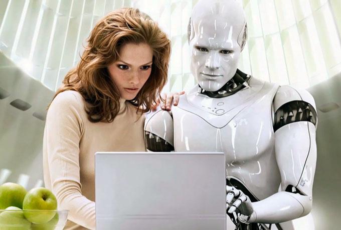 ¿El Trabajo De Los Robots Por El De Los Humanos?